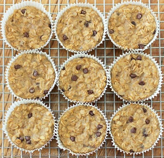 healthy breakfast cupcakes