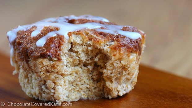 banana streusel coffee cake in a mug