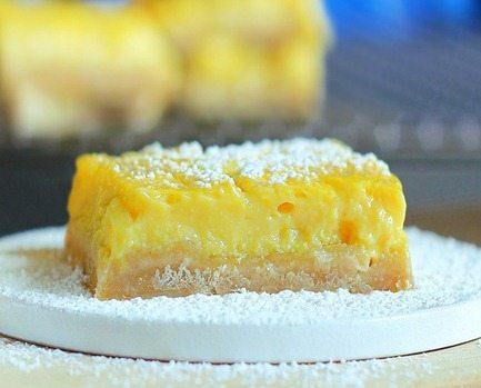 Fourth of July lemon desserts