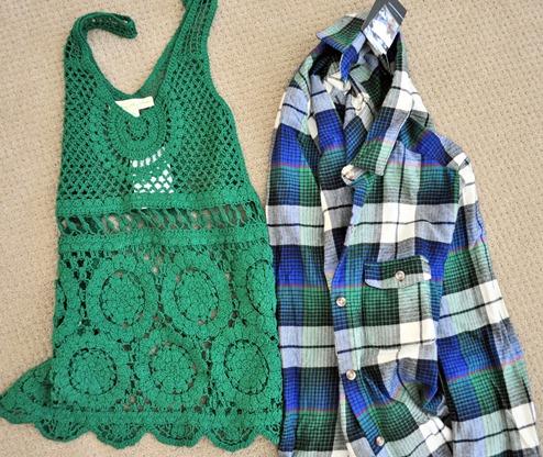 vegan clothes