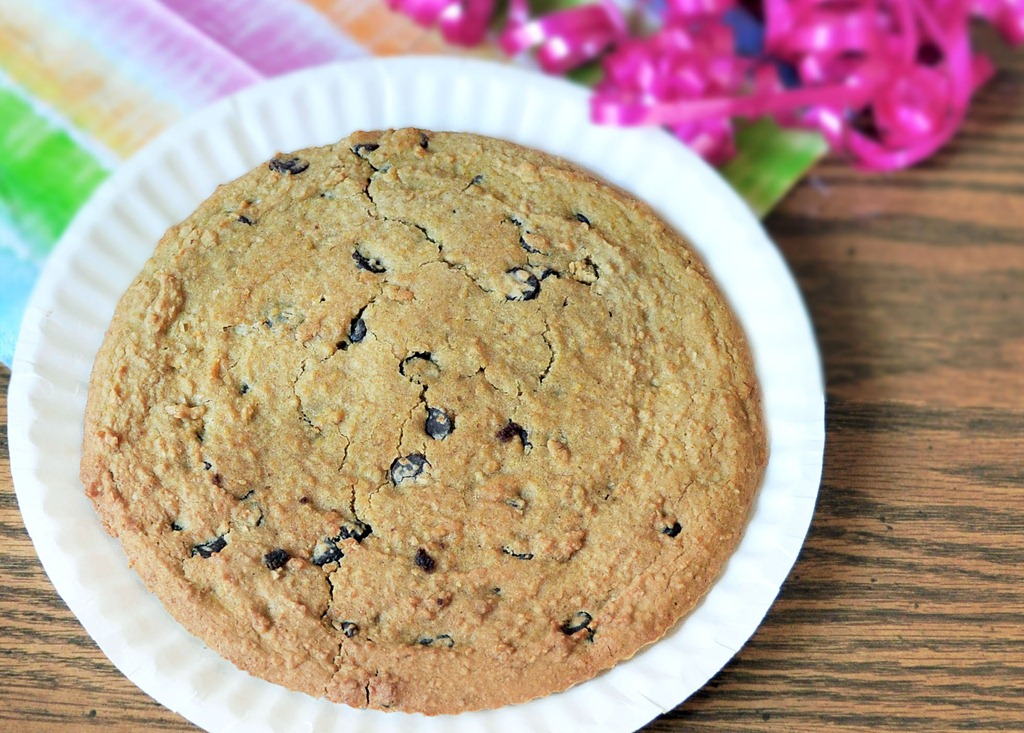 Healthy Cookie Cake