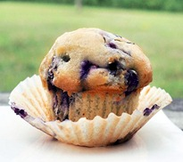 vegan-blueberry-muffin
