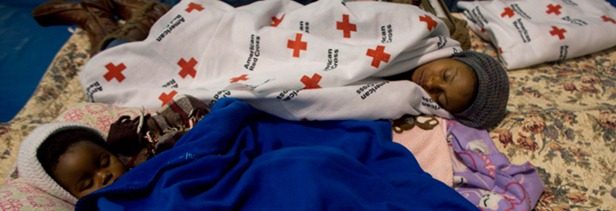 red cross hurricane sandy