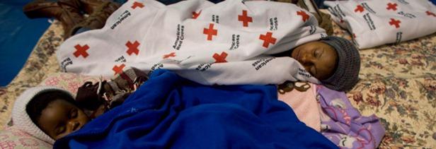 red cross hurricane sandy