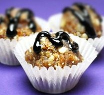 girl scout cookie bites