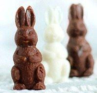 vegan chocolate bunnies