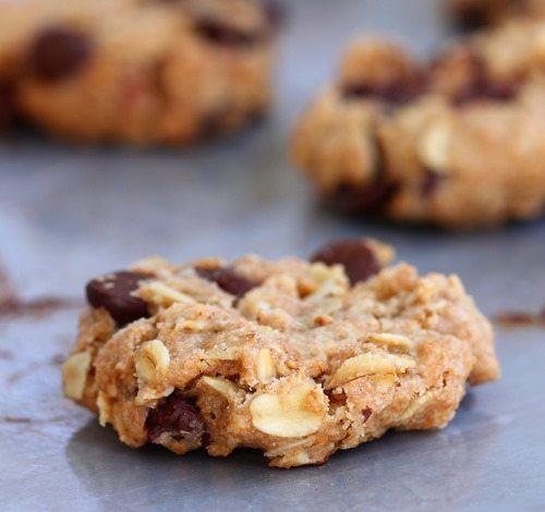 Chocolate Chip Cowboy Cookies