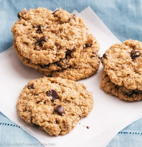 healthy chocolate chip cookies (3)