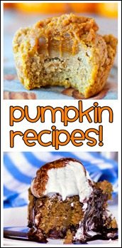 35 healthy and delicious uses for canned pumpkin!
