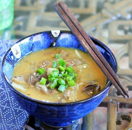 mushroom-miso-soup