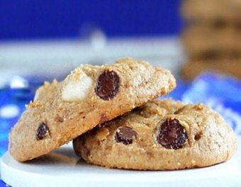 chocolate macadamia cookies