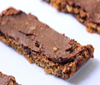 Nutella Granola Bars