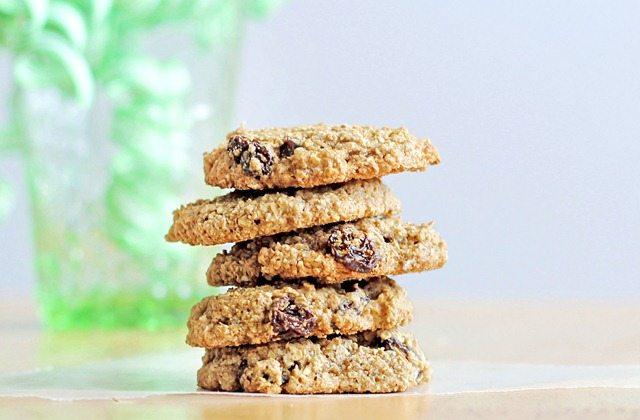 flourless cookies