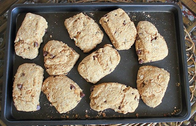 healthy biscuits