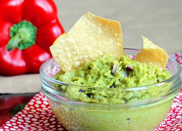 Avocado Free Guacamole