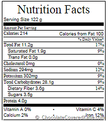 Please dont buy until you read this Chocolate cake nutrition facts