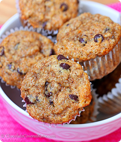 Banana Mini-Muffins Recipe — Dishmaps