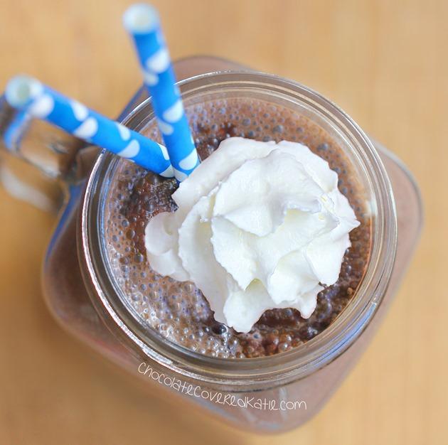 Chocolate Protein Shake
