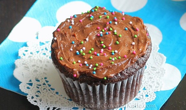 chocolate mayo cupcakes
