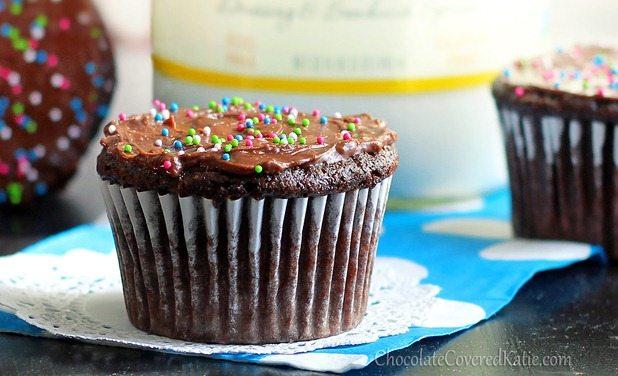 mayonnaise cupcakes