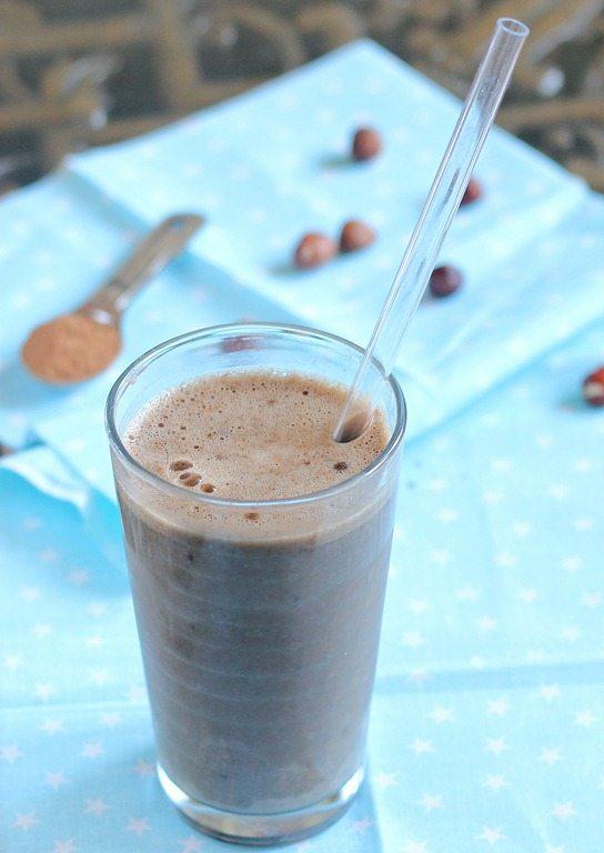 Chocolate Nutella Milk