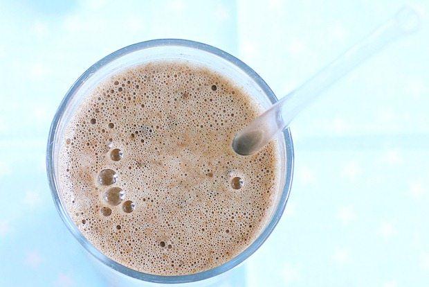 healthy nutella milk