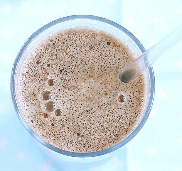 nutella milk