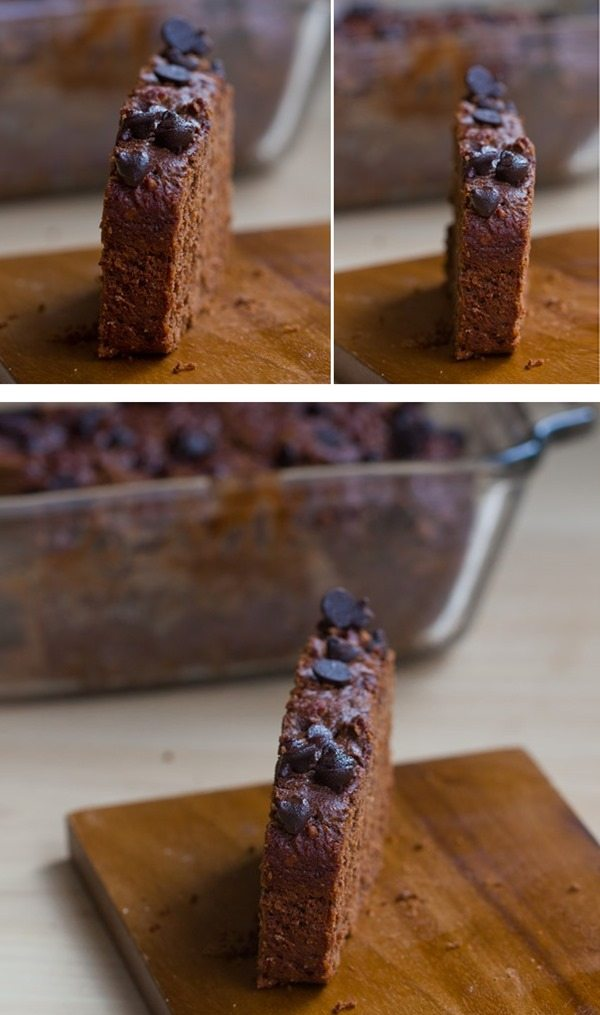 to add broccoli if you wanted the chocolate peanut butter banana bread ...