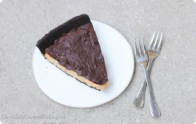 Peanut Butter Pudding Pie