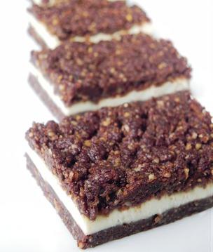 Healthy Chocolate Cheesecake Brownies: http://chocolatecoveredkatie.com/2013/07/14/chocolate-cheesecake-brownies/