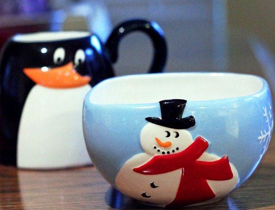 penguin bowl