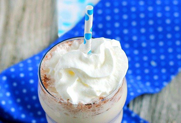 Vanilla Chai Breakfast Shakes