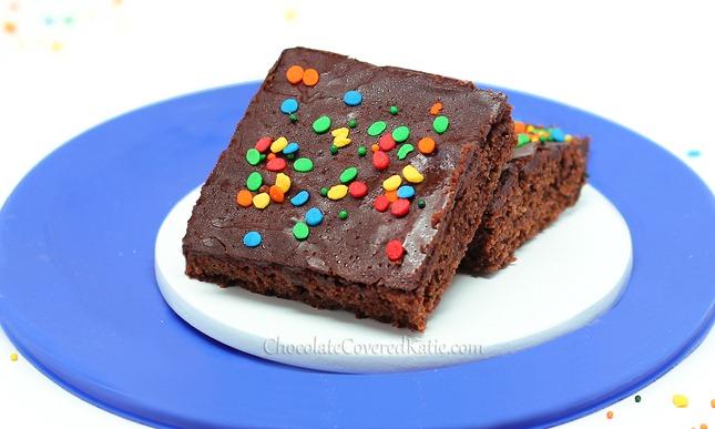 copycat little debbie brownies