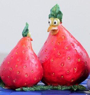 cute strawberries