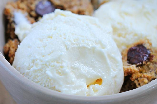 Ice cream recipe the secret healthy ice cream recipe ingredients ccuart Image collections