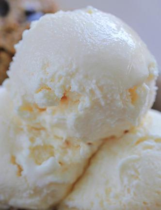 Revolutionary Healthy Ice Cream - NO soy, dairy, gluten, sugar, and NO coconut! http://chocolatecoveredkatie.com/2013/07/05/ice-cream-recipe-healthy-vegan/