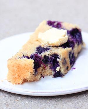 Blueberry Muffin Bread