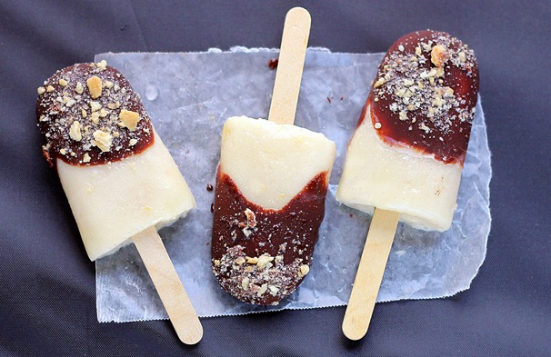 smores popsicles