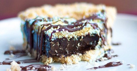 Girl Scout Cookie Pie