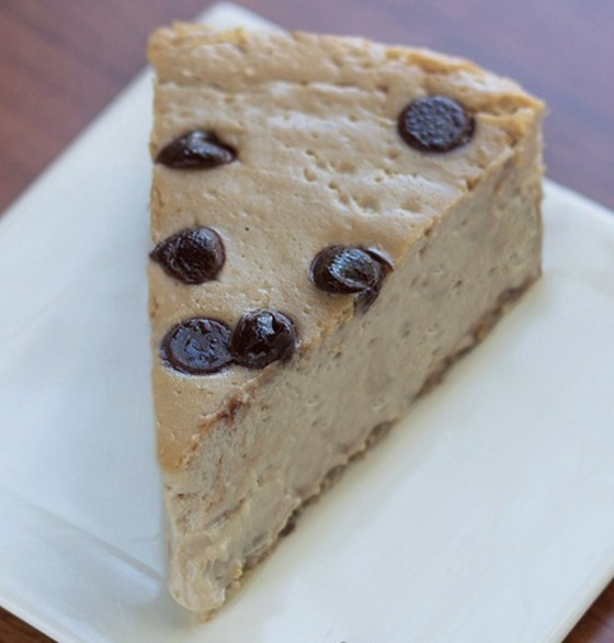 Chocolate Cappuccino Cheesecake Recipe — Dishmaps