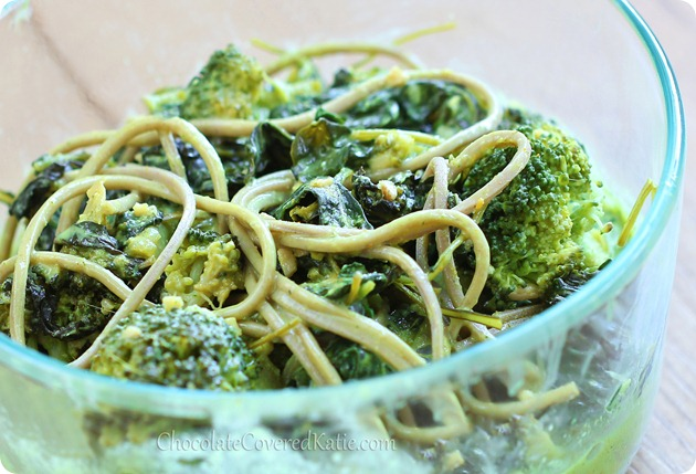 Green Noodle Bowl