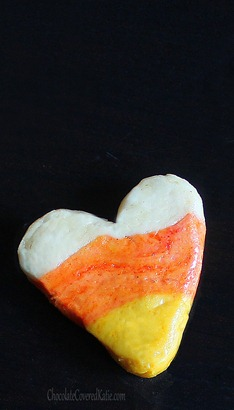 vegan candy corn!