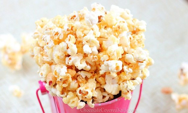 healthy cracker jacks