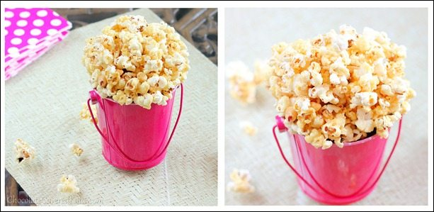 vegan popcorn