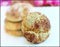 healthy snickerdoodles