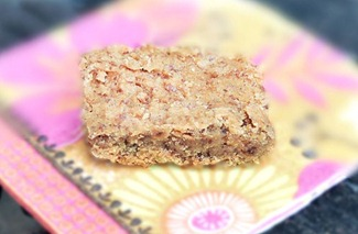 Snickerdoodle Blondies