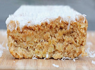 coconut breakfast cake