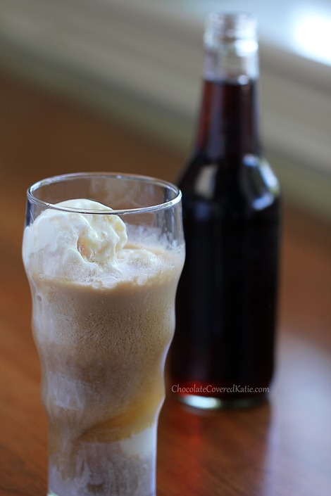 Healthy Cream Soda