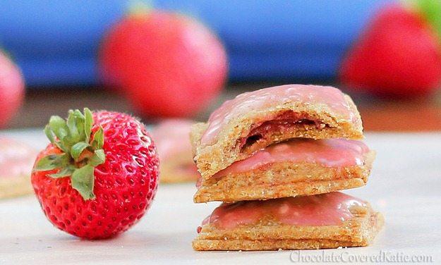 Healthy Pop Tarts, Healthy Junk Food