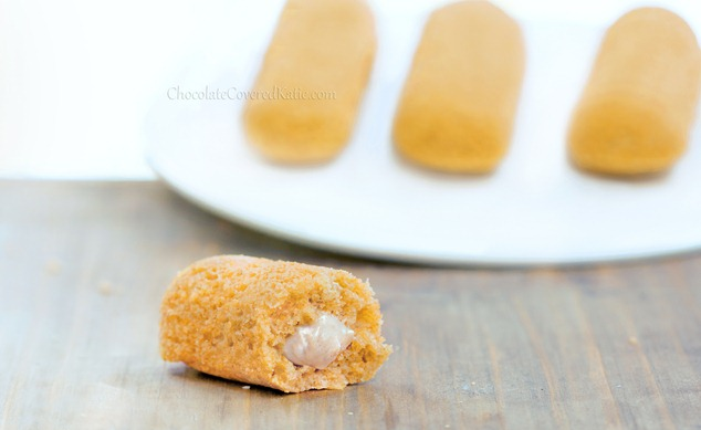 Homemade Twinkies - The Healthy Version of a Classic Snack